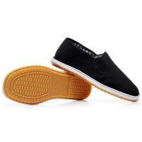 【牛筋底】邦安鸿老北京布鞋男夏季手工牛筋底千层底布鞋休闲布鞋