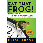【预订】Eat That Frog! 21 Great Ways to Stop Procrastinating an