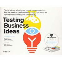 【预订】Testing Business Ideas 9781119551447
