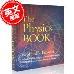 现货 物理之书 英文原版 The Physics Book 从大爆炸到量子复活,物理史上250个里程碑 克利福德・皮寇