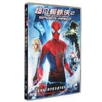 超凡蜘蛛侠2 盒装DVD D9 含国配 蜘蛛侠2:决战电魔