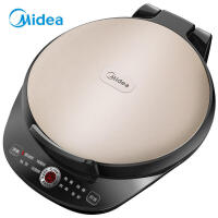 Midea/美的 电饼铛 家用电饼铛 早餐机 双面加热 煎烤机 MC-JK30Easy103
