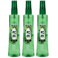 隆力奇 蛇胆花露水(清凉舒爽) 95ml*3瓶