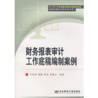财务报表审计工作底稿编制案例(中注师)