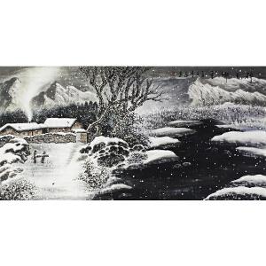 秦六海  碎玉乡雪