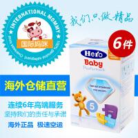 Hero Baby婴幼儿奶粉 荷兰本土herobaby奶粉5段(3岁以上适用)800g*6盒装 (海外购)
