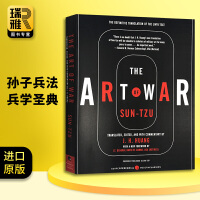 The Art of War 孙子兵法 英文原版 经典军事与哲学著作 兵学圣典 新版本 Sun Tzu 孙武 全英文版小