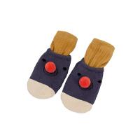 宝宝地板袜婴儿袜子纯棉鞋袜室内袜套