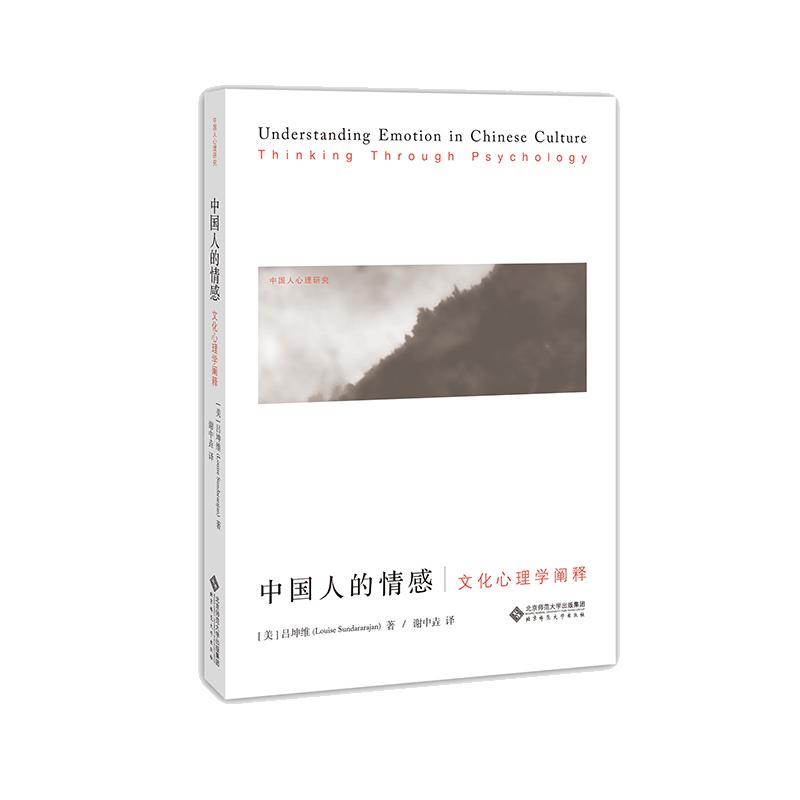 中国人的情感:文化心理学阐释 用中国人的文化为中国人的生活经验正名 用中国人的视角看世界 本土心理学杰作  以清晰理论对中国人的情感进行系统研究