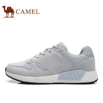camel 骆驼男鞋 秋季新品运动跑鞋减震透气跑步鞋休闲运动鞋男