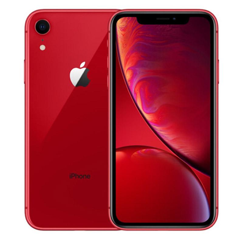 Apple iPhone XR 64G 红色 支持移动联通电信4G手机国行正品,可使用礼品卡支付