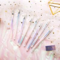 晨光金属中性笔 璀璨星辰系列DIY手账笔 67128绘画涂鸦笔 8色套装