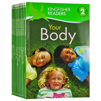 Kingfisher Readers Level 2 翠鸟分级读物系列第2级 10册 英文原版 英文版 儿童STEM课外