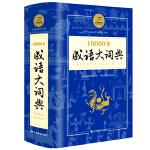 10000条成语大词典 涵盖成语故事成语接龙字典 小学生初高中生通用工具书 开心辞书 大开本