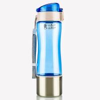 太空杯便携大容量水杯学生户外运动塑料杯子水壶大号随手杯