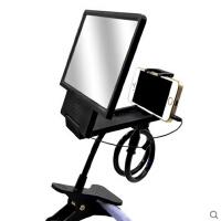手机屏幕放大器带喇叭音响镜片高清3D视频苹果安卓通用款懒人支架
