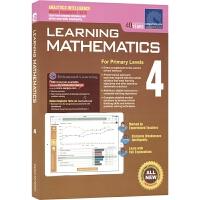 SAP Learning Mathematics 4 新加坡数学 小学四年级数学练习册 新加坡教辅新亚出版社 lear