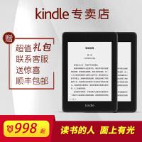 亚马逊Kindle Paperwhite4 第四代 电子书阅读器kindle电纸书kpw4