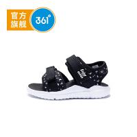 361度童鞋 男童沙滩鞋 小童鞋凉鞋 2021年夏季透气男童鞋儿童凉鞋K71924666