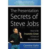 英文原版The Presentation Secrets of Steve Jobs,乔布斯的魔力演讲,ISBN=97