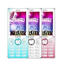FNNI丰耀F200微信触摸手写屏双卡双待大声大字多功能直板老人手机
