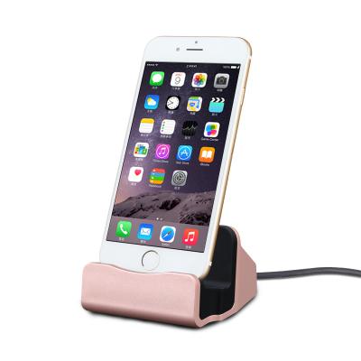 苹果桌面iphone6puls 5s办公桌散热多功能手机支架6S底座