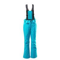 户外滑雪裤女款防风防水保暖厚冲锋裤立体修身透气登山裤