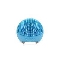 FOREO LUNA go清洁毛孔吸黑头脸部按摩电动硅胶清洁仪美容洁面仪 蓝色