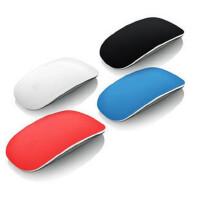 无线鼠标贴膜防尘 Mac苹果鼠标保护膜蓝牙鼠标彩色贴鼠标硅胶贴膜防滑鼠标套防指纹防手汗iMac超薄配