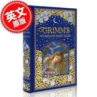 �F� 格林童�全集 英文原版 Grimm's Complete Fairy Tales 小�t帽 白雪公主 睡美人 灰姑娘