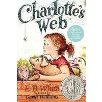 Charlotte's Web 夏洛的网(精装) ISBN9780061124952