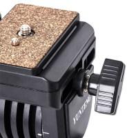 930云台DV摄影摄像机单反三脚架全景液压阻尼云台滑道滑轨台