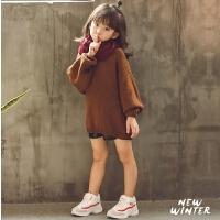 童鞋女童运动鞋秋冬季2018新款鞋子保暖男童鞋中大童儿童加绒冬鞋