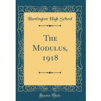 【预订】The Modulus, 1918 (Classic Reprint)