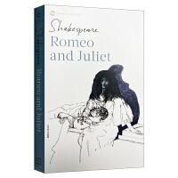 华研原版 罗密欧与朱丽叶 英文原版书 Romeo and Juliet 莎士比亚经典戏剧 Shakespeare 进口