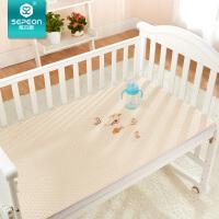 【多尺寸】圣贝恩加大彩棉婴儿隔尿垫宝宝尿垫女性生理期护理垫月经垫可机洗