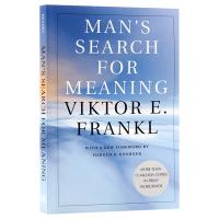 活出生命的意义 英文原版小说 Man's Search for Meaning 追寻生命的意义 Viktor E. Fr