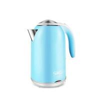 保温电水壶烧水壶电热水壶家用不锈钢304食品级水壶1.7L
