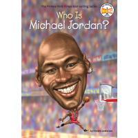 英文原版 谁是乔丹?Who Is Michael Jordan? 中小学生读物 人物传记
