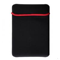 笔记本电脑内胆包 10 12 13.3 14 15.6寸防水防尘刮抗震保护套袋 黑色