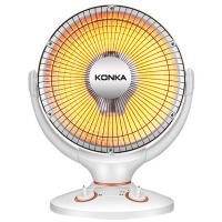 小太阳取暖器家用暖气办公烤火炉静音热风机摇头电暖气