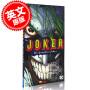 预售 小丑:他和他伟大的故事 英文原版 The Joker: His Greatest Jokes 小丑蝙蝠侠 漫画 DC Comics