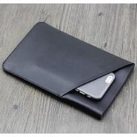 订制尺寸 华为平板 M6 8.4英寸电脑保护套 直插皮套 内胆包外壳包 8.4寸立体双层款 黑色