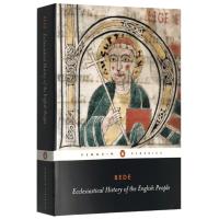正版现货 英吉利教会史 英文原版历史书 Ecclesiastical History of the English P