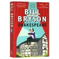 莎士比亚舞台人生 英文原版 Shakespeare The World as a Stage 人物传记类 万物简史作者比