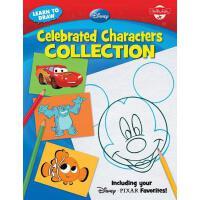 【预订】Learn to Draw Disney Celebrated Characters Collection