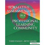 【预订】Formative Assessment in a Professional Learning Communi