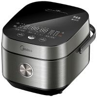 美的(Midea)智能预约多段IH电磁加热钛金鼎釜电饭煲 4L DHZ4001XM