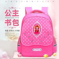 儿童书包小学生6-12周岁女韩版公主双肩包1-3-5年级背包