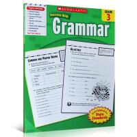 Scholastic Success with Grammar, Grade 3 学乐成功系列:三年级语法【英文原版】